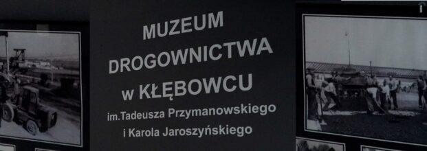 Muzeum Drogownictwa w Kłębowcu